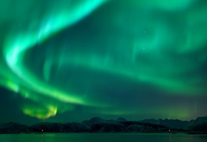The Aurora, and the Beauty of Norway