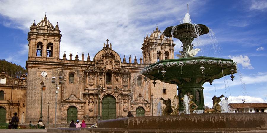Plaza de Aramas, Cuzco