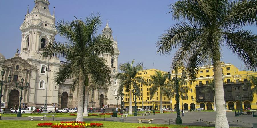 Plaza de Aramas, Lima