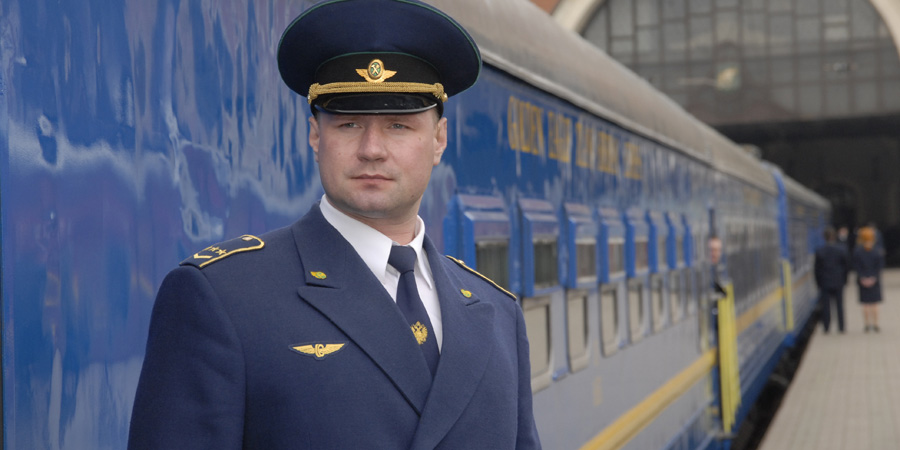 Golden Eagle Trans-Siberian Express crew