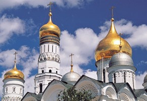 Historic Cities: Moscow & St Petersburg