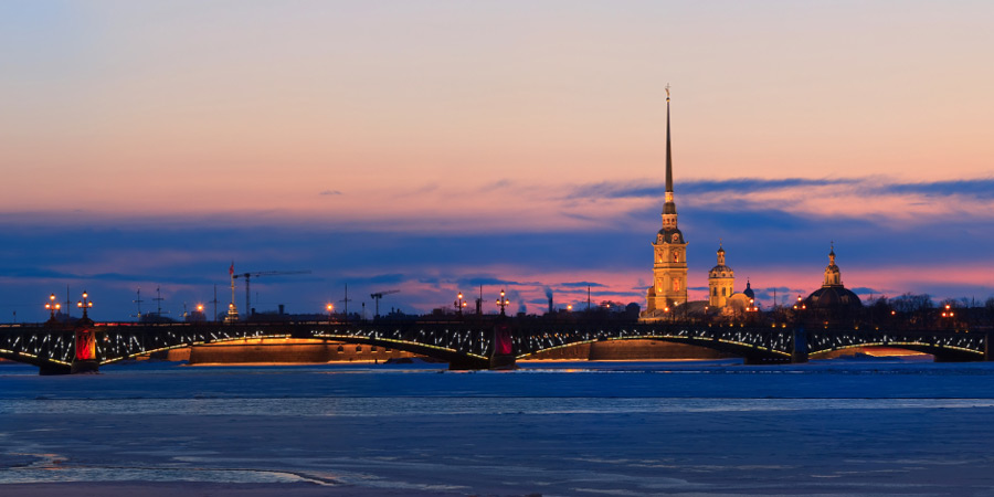 Peter & Paul Fortress, St Petersburg