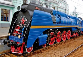 Building the Trans-Siberian Railway
