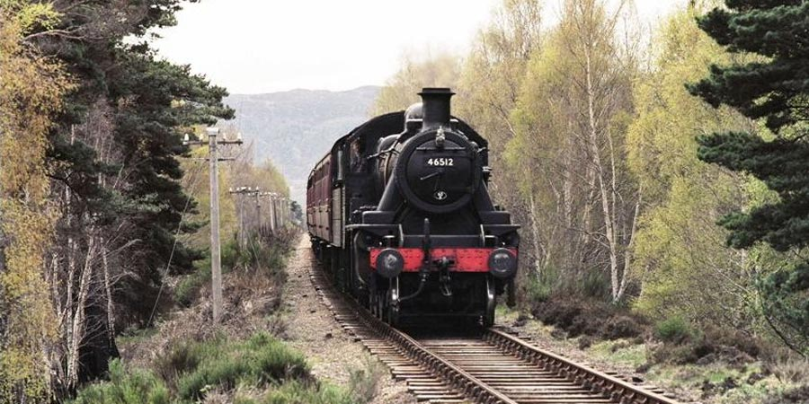 Strathspey Steam Railroad
