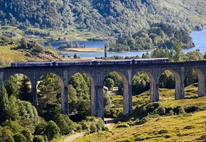 Top 5 Scottish Rail Journeys