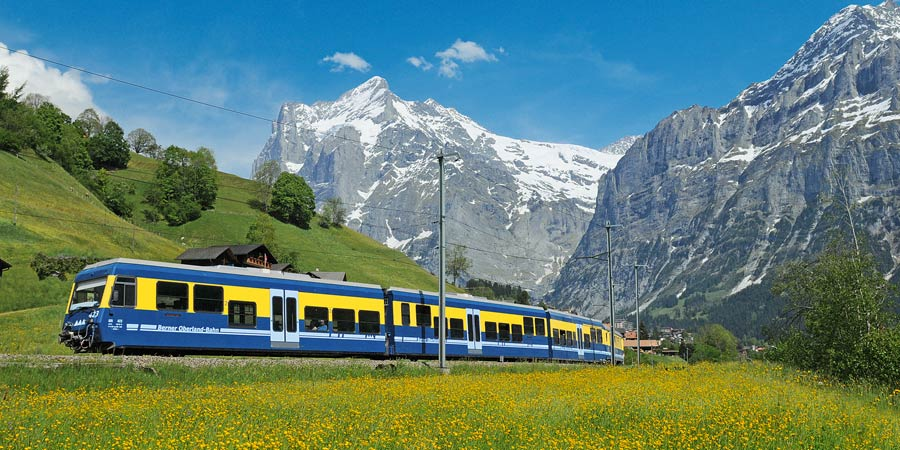 Bernese Oberland Railroad