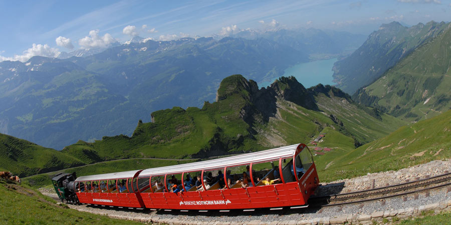 Brienz-Rothorn Mountain Railway