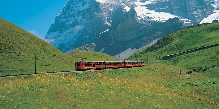 The Jungfrau Express