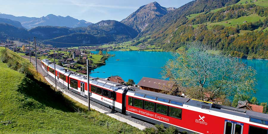Lucerne Interlaken Express