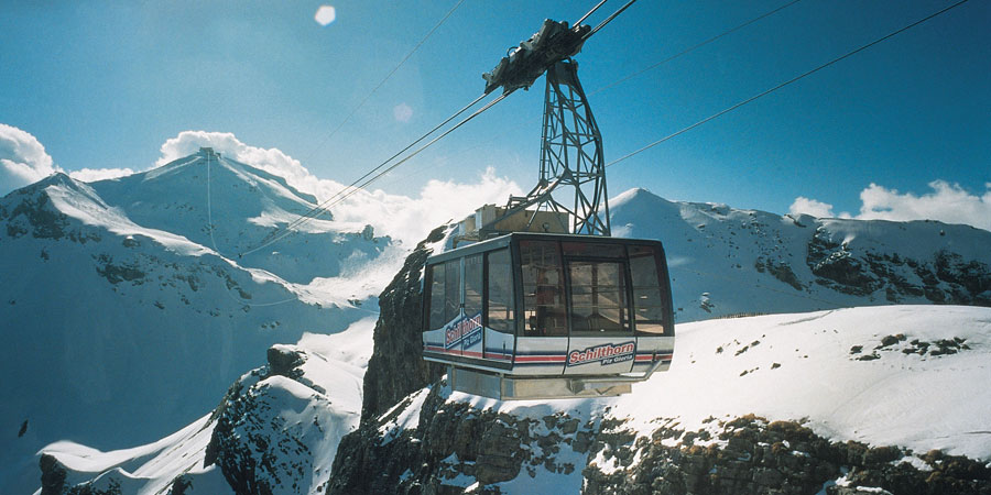 Cable Car, Schilthorn