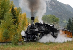 USA's Historic Railroads