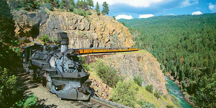 Durango and Silverton Railroad