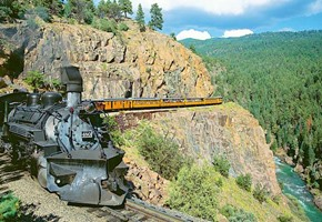 Ten Best North American Train Journeys