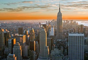 A love affair with: New York