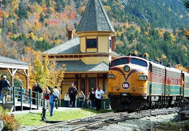 Usa Rail Tours Escorted Tours Trips Great Rail Journeys