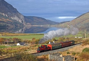 The enchanting charm of Wales' railways
