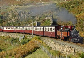 Europe Top Ten Steam Train Journeys