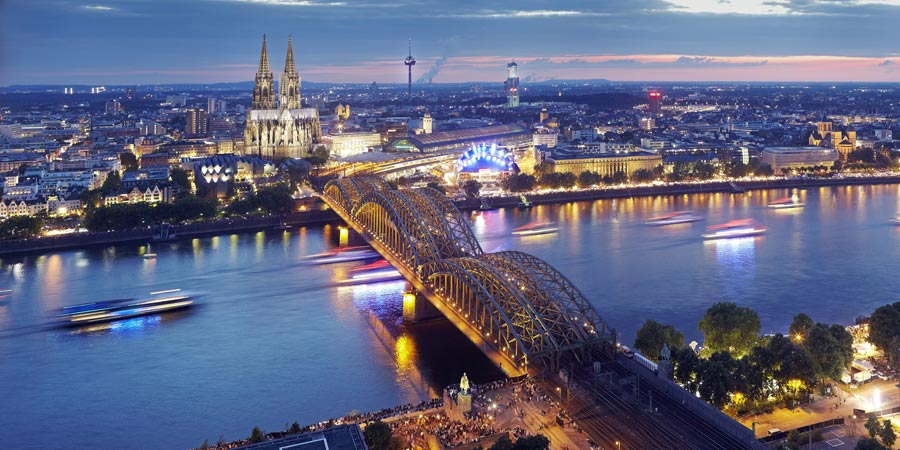 Cologne Night