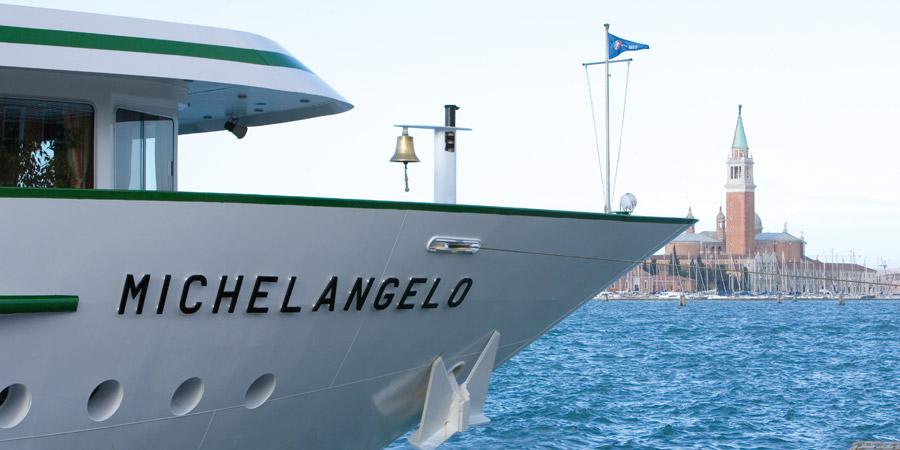 Classic Venice Lagoon Lake Garda Great Rail Journeys - Ms michelangelo cruise ship