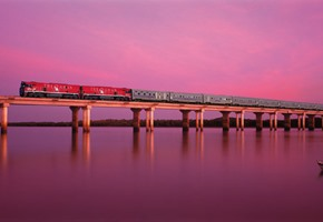 The Ghan: Into the heart of Australia