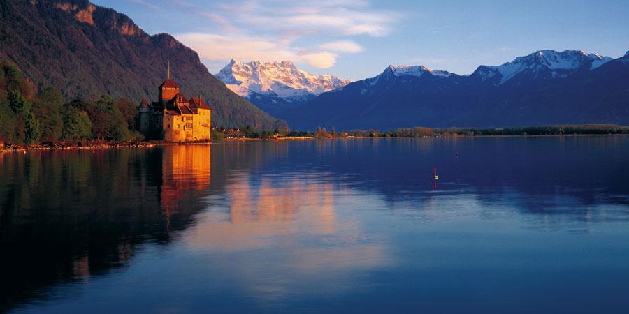Escorted Rail Tours Of Switzerland