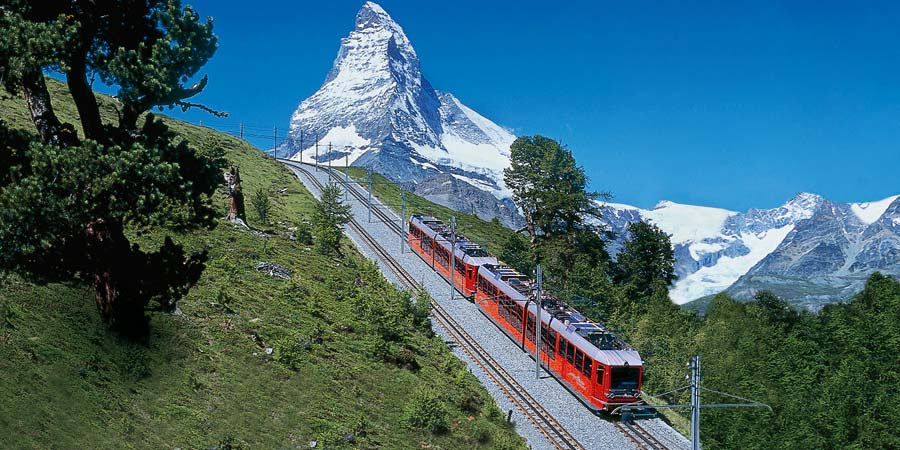 Gornergrat Mountain Railway