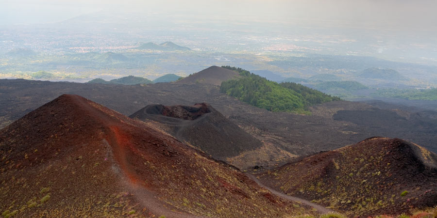 Silvestri Craters, Mt Etna