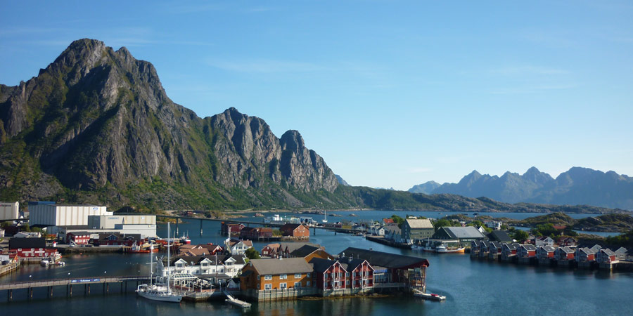 Svolvaer Harbour