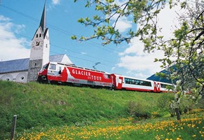 A Swish Through the Swiss Alps with Great Rail Journeys