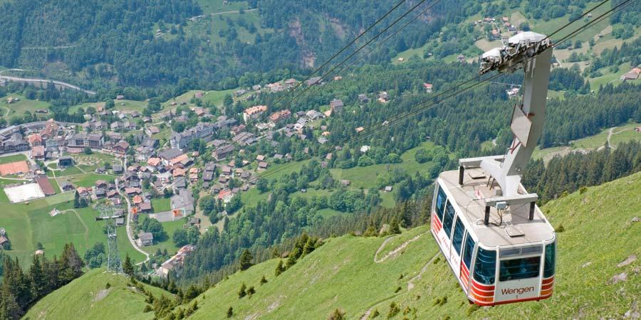 Wengen the Jungfrau Express Tour Great Rail Journeys