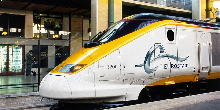 Eurostar to Cologne