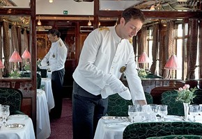 A journey on the Venice Simplon-Orient-Express