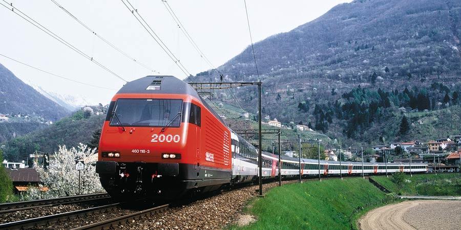 EuroCity Train - Rail Tours  Great Rail Journeys