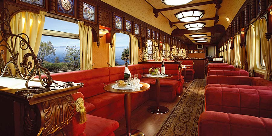 Golden Eagle Lounge Car