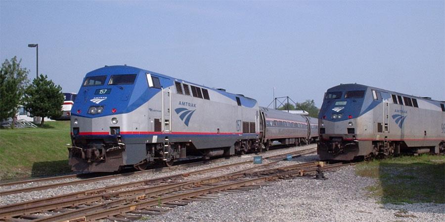 Downeaster Train