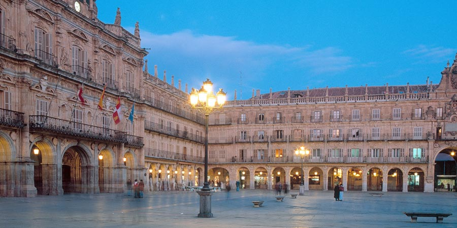 Plaza Mayor, Salamanca
