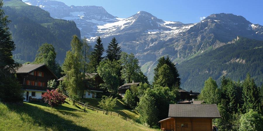 Les Diablerets Switzerland  city photos gallery : Les Diablerets Train Holidays & Tours | Great Rail Journeys