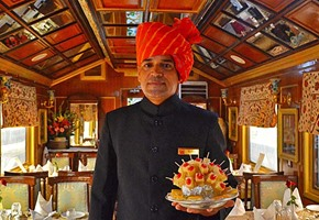 The Palace on Wheels: A Week in Wonderland