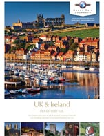 UK and Ireland Holidays by Rail 2015