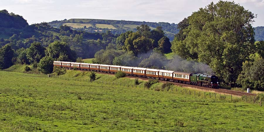 The Belmond British Pullman