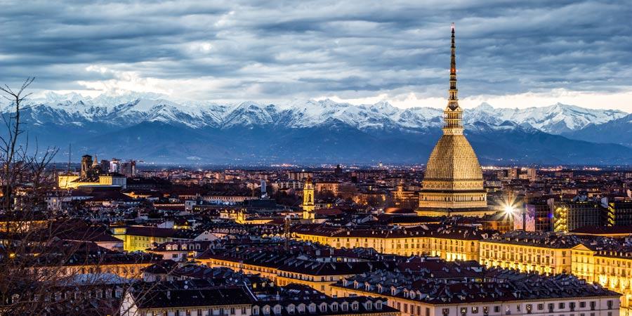 Турин (Torino), Пьемонт, Север Италии
