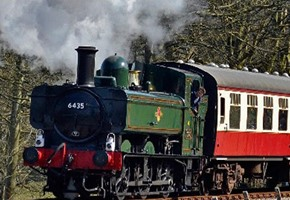 Bodmin & Wenford Steam Railway