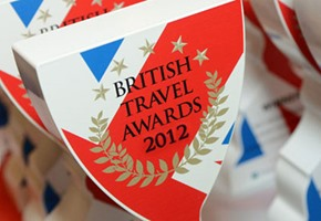 Great Rail Journeys wins a 2012 British Travel Award