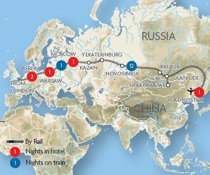 Image result for Railway From vladivostok to Europe railway