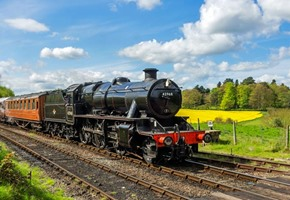 Britain's most scenic railway journeys