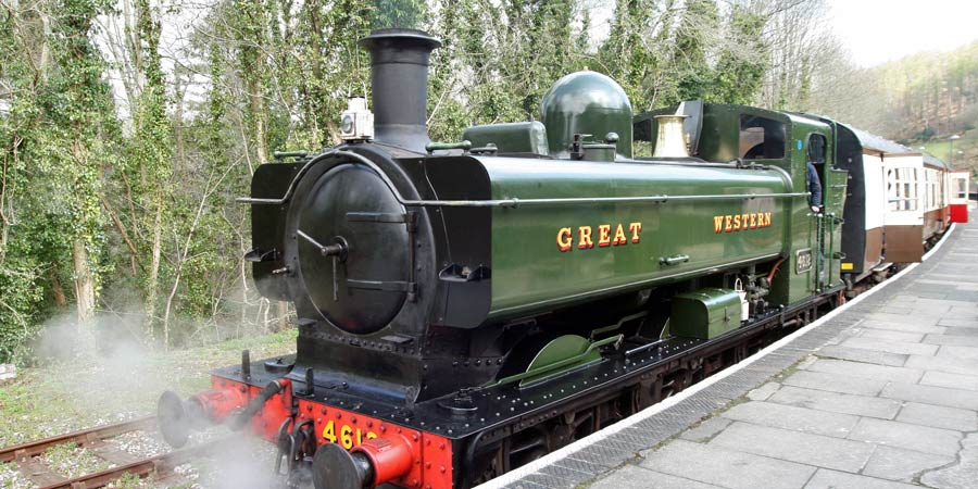 Bodmin & Wenford Steam Railroad