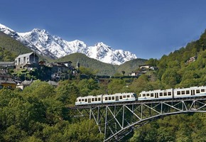 Five of Europe's most scenic railway lines