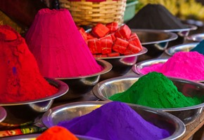 International Colour Day: Shades of the World
