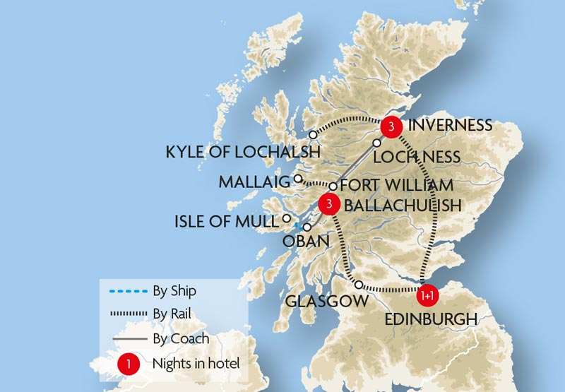 Highlands and islands dating