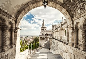 Historic cities: Budapest